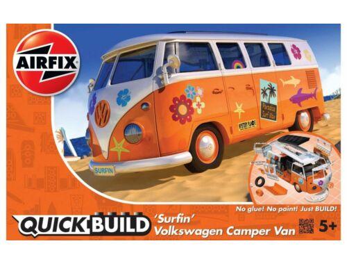 Airfix Quickbuild VW Camper Surfin (J6032)