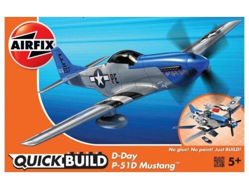Airfix Quickbuild D-Day Mustang (J6046)