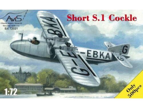 Avis Short S.1 Cockle 1:72 (AV72031)