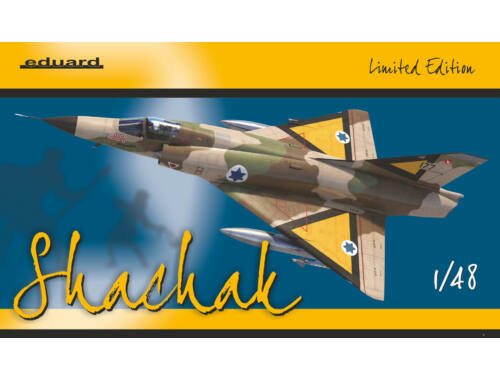 Eduard Shachak, Limited Edition 1:48 (11128)