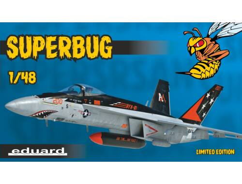 Eduard Superbug, Limited Edition 1:48 (11129)