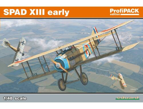 Eduard Spad XIII early, Profipack 1:48 (8197)
