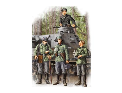 Hobby Boss German Infantry Set Vol.1 (Early) 1:35 (84413)