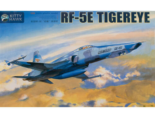 Kitty Hawk RF-5E Tiger eye 1:32 (KH32023)