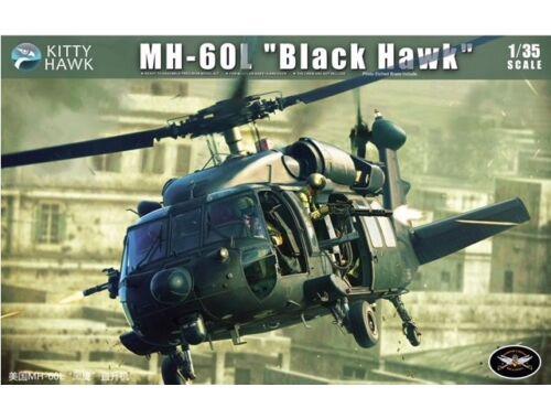 Kitty Hawk MH-60L Black Hawk 1:35 (50005)