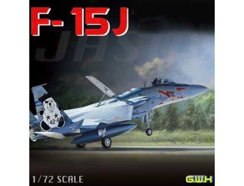 Lion Roar F-15J JASDF 1:72 (L7204)