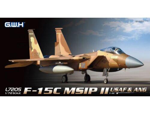 Lion Roar F-15C MSIP II USAF