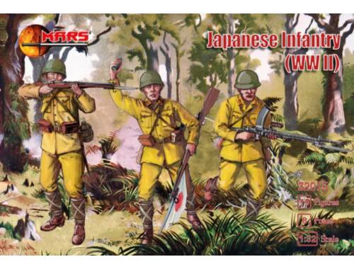 Mars Figures WWII Japanese Infantry 1:32 (32015)
