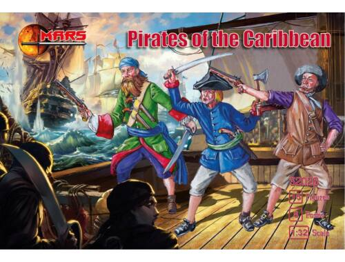Mars Figures Pirates of the Carribbean 1:32 (32020)