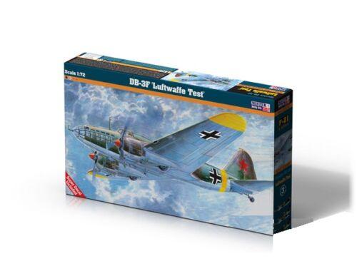 Mistercraft DB-3F Luftwaffe 'Test' 1:72 (F-21)