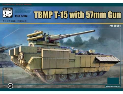 Panda Hobby TBMP T-15 with 57mm Gun 1:35 (35051)