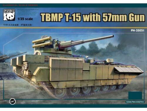 Panda Hobby TBMP T-15 with 57mm Gun 1:35 (35051)