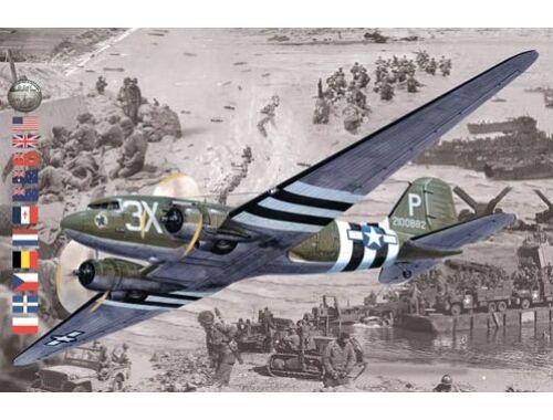 Roden Douglas C-47 Skytrain (Dakota MK.III) 1:144 (300)