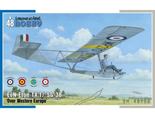 Special Hobby EoN Eton TX.1/SG-38 Over Western Europe 1:48 (48198)