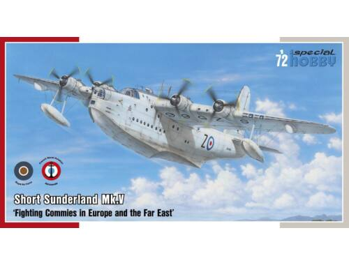 Special Hobby Short Sunderland Mk.V 1:72 (72162)