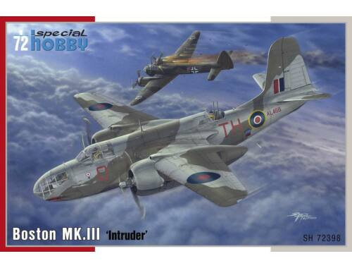 Special Hobby Boston MK.III Intruder 1:72 (72398)