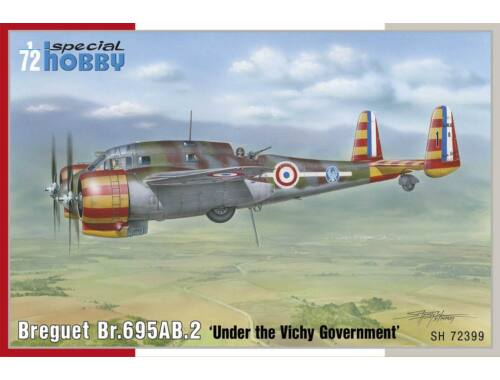 Special Hobby Breguet Br. 695AB.2 1:72 (72399)