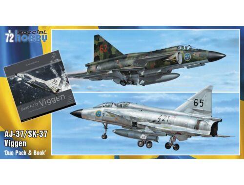 Special Hobby SAAB 37 Viggen Duo Pack