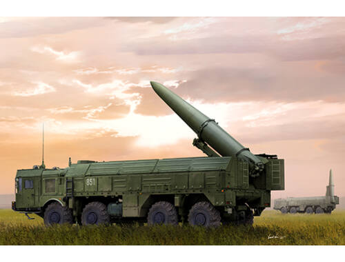 Trumpeter Russian 9P78-1 TEL for 9K720 Iskander-M System (SS-26 Stone) 1:35 (1051)