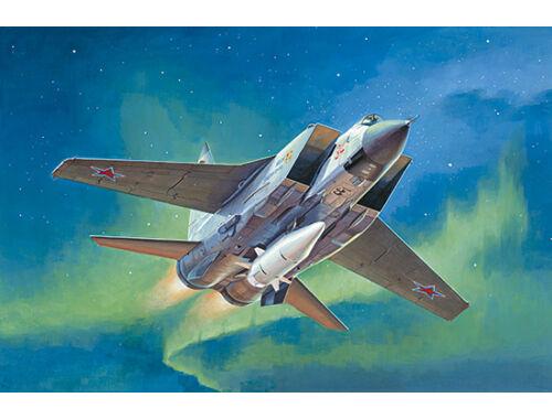 Trumpeter MiG-31BM.w/KH-47M2 1:72 (1697)