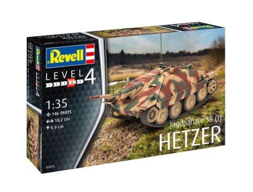 Revell Jagdpanzer 38 (t) HETZER 1:35