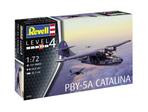 Revell PBY 5a Catalina 1:72 (3902)