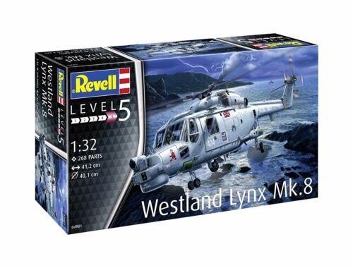 Revell Westland Lynx Mk. 8 1:32 (4981)
