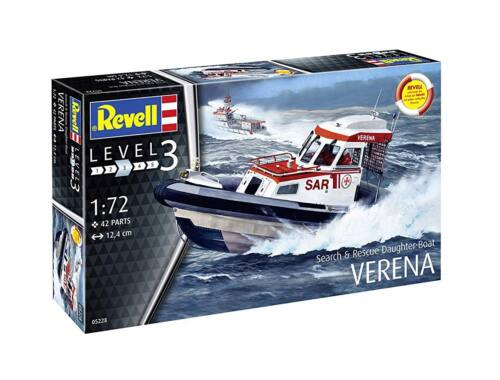 Revell Rescue Boat DGzRS VERENA 1:72 (5228)