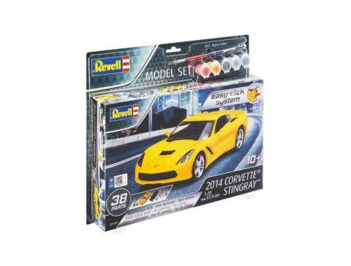 Revell Model Set 2014 Corvette Stingray 1:25 (67449)