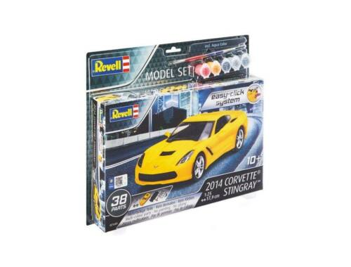 Revell Model Set 2014 Corvette Stingray 1:25 (67449)