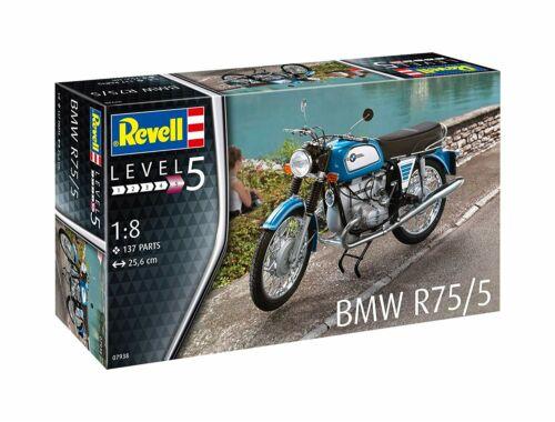 Revell BMW R75/5 1:8 (7938)