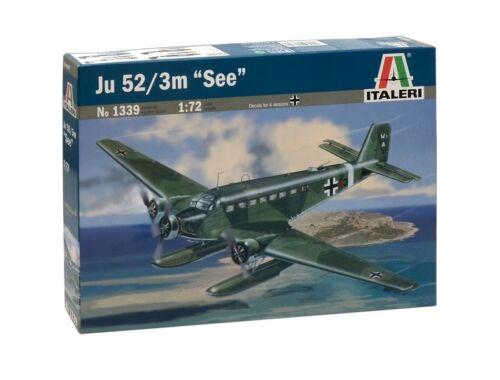 """Italeri Ju 52/3m """"See"""" 1:72 (1339)"""