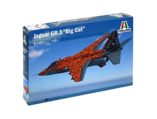 Italeri Jaguar GR.3 Big Cat 1:72 (1357)