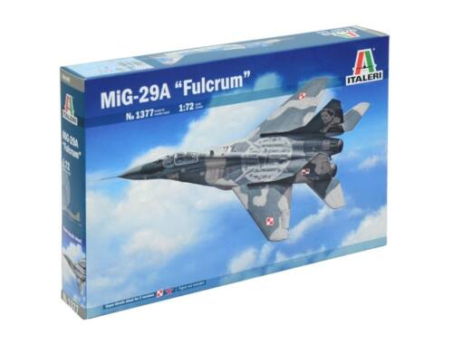 Italeri MIG-29A Fulcrum 1:72 (1377)