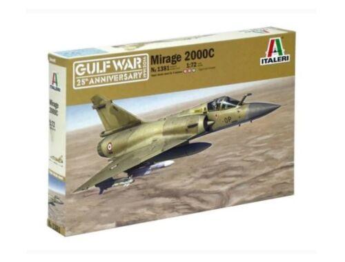Italeri Mirage 2000C 1:72 (1381)