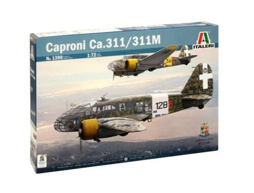 Italeri Caproni CA.311/311M 1:72 (1390)
