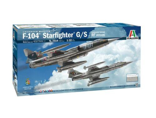 Italeri F-104 Starfighter G/S 1:32 (2514)