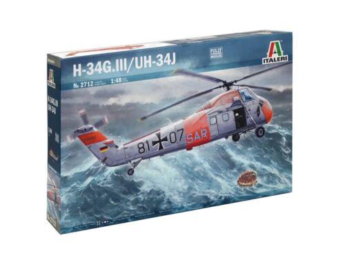 Italeri H-34G.III/UH-34J 1:48 (2712)