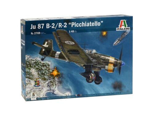 Italeri Ju 87 B-2/R-2 Picchiatello 1:48 (2769)