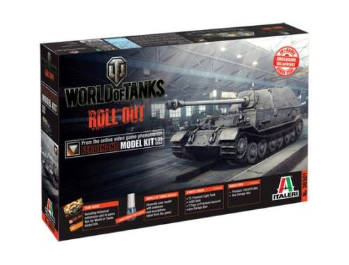 Italeri FERDINAND World of Tanks 1:35 (36501)