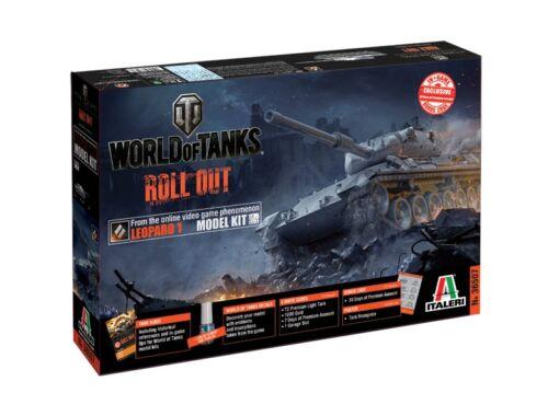 Italeri LEOPARD 1 A2 World of Tanks 1:35 (36507)