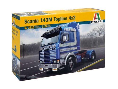 Italeri Scania 143M Topline 4x2 1:24 (3910)