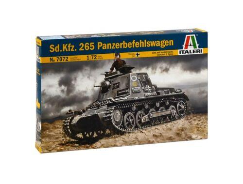 Italeri Sd.Kfz.265 Panzerbefehlswägen 1:72 (7072)