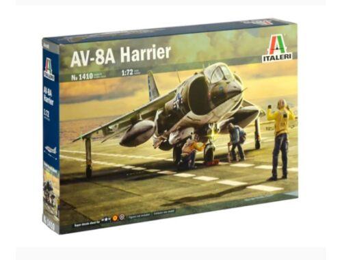 Italeri AV-8A Harrier 1:72 (1410)