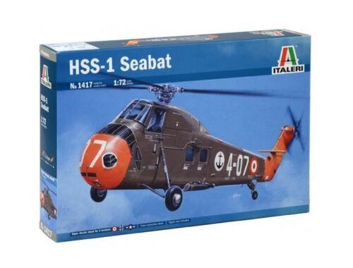 Italeri HSS-1 Seabat 1:72 (1417)