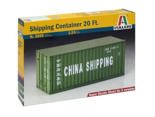 Italeri Shipping Container 20Ft. 1:24 (3888)
