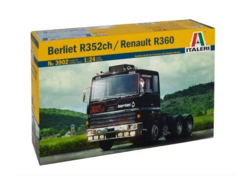 Italeri Berliet R352ch / Renault R360 1:24 (3902)