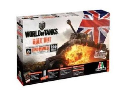 Italeri Cromwell World of Tanks 1:56 (56504)