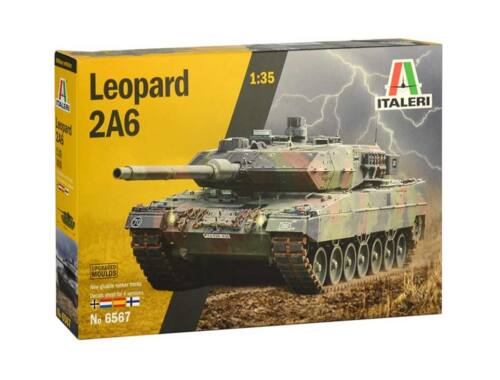 Italeri Leopard 2A6 1:35 (6567)