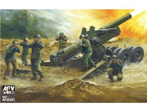 AFV-Club 8 inch Howitzer M1 WWII 1:35 (AF35321)